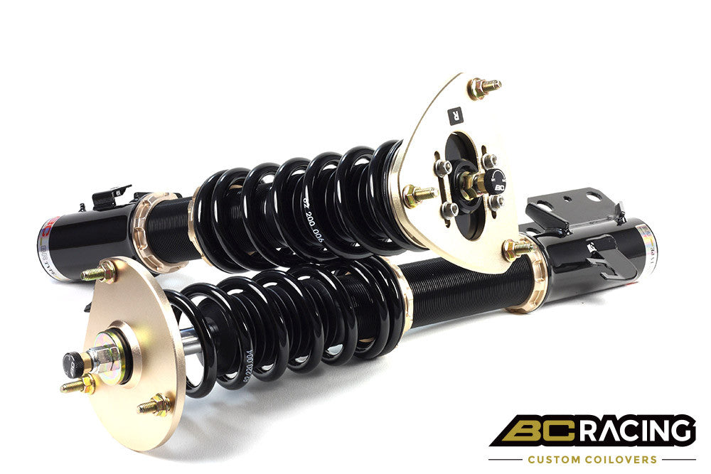 bc coilovers for 05-07 subary STI
