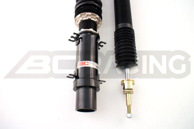 Golf, GTI bc racing coilovers