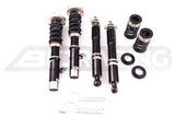 BC racing coilovers for the E30 BMW
