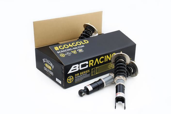E46 M3 BC Racing Coilovers - DR Type