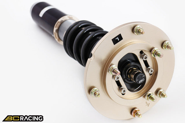 15+ BMW 3/4 Series M3 & M4 F80/F82 (5 bolt, EDC) BC Racing Coilovers - DS Type