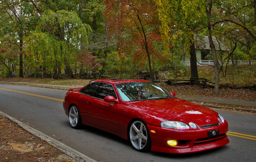 92-00 Lexus SC300/400 BC Coilovers - BR Type