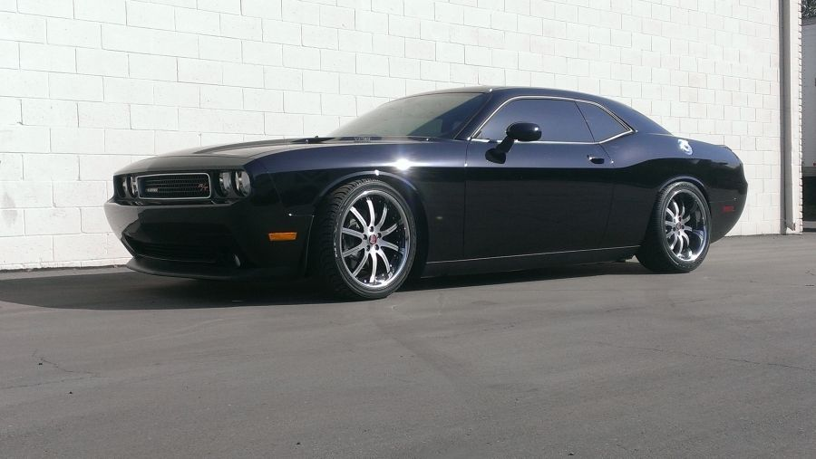 11-19 Dodge Challenger Megan Racing - EZ II Series Coilovers