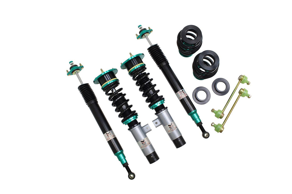 01-06 BMW E46 M3 Megan Racing Coilovers - Euro Series