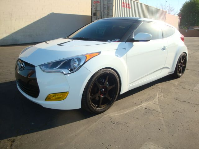 12-17 Hyundai Veloster Megan Racing Coilovers - Street Series