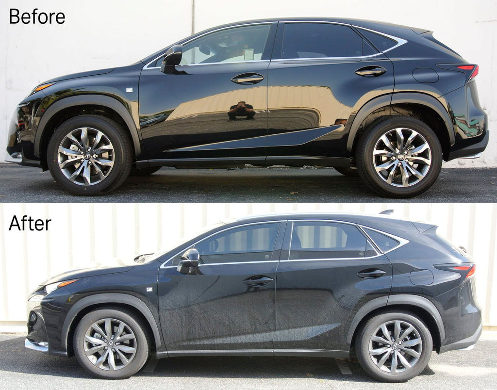 15-UP Lexus NX200T 2WD Megan Racing Coilovers - Street Series