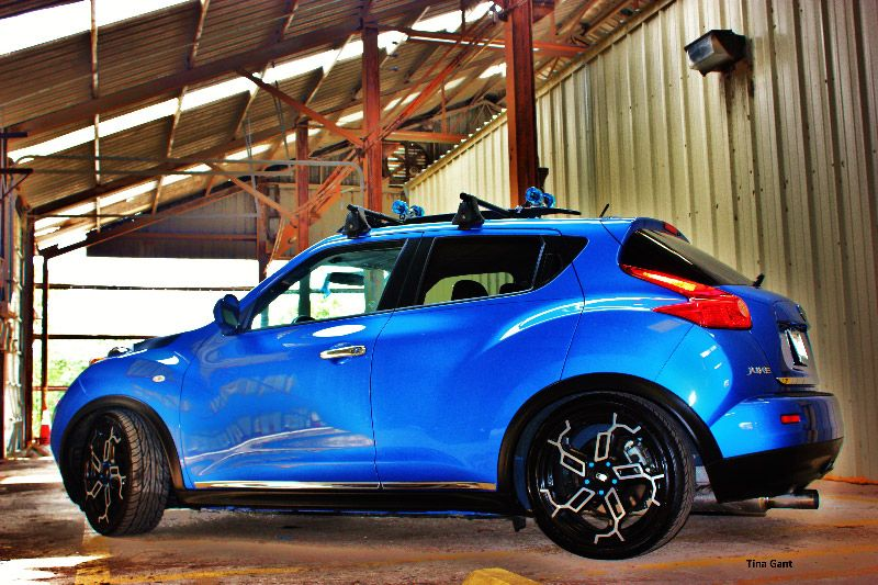 10-UP Nissan Juke FWD Megan Racing Coilovers - Street Series