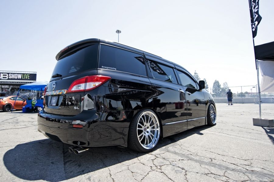 11-UP Nissan Quest Megan Racing Coilovers - Street Series