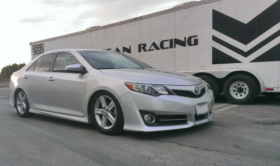 12-17 Toyota Camry SE Megan Racing Coilovers - Street Series