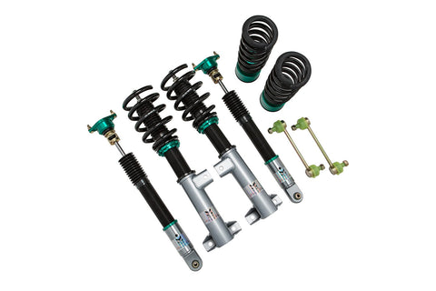 08-14 Mercedes Benz C-Class W204 Megan Racing Coilovers - Euro Series