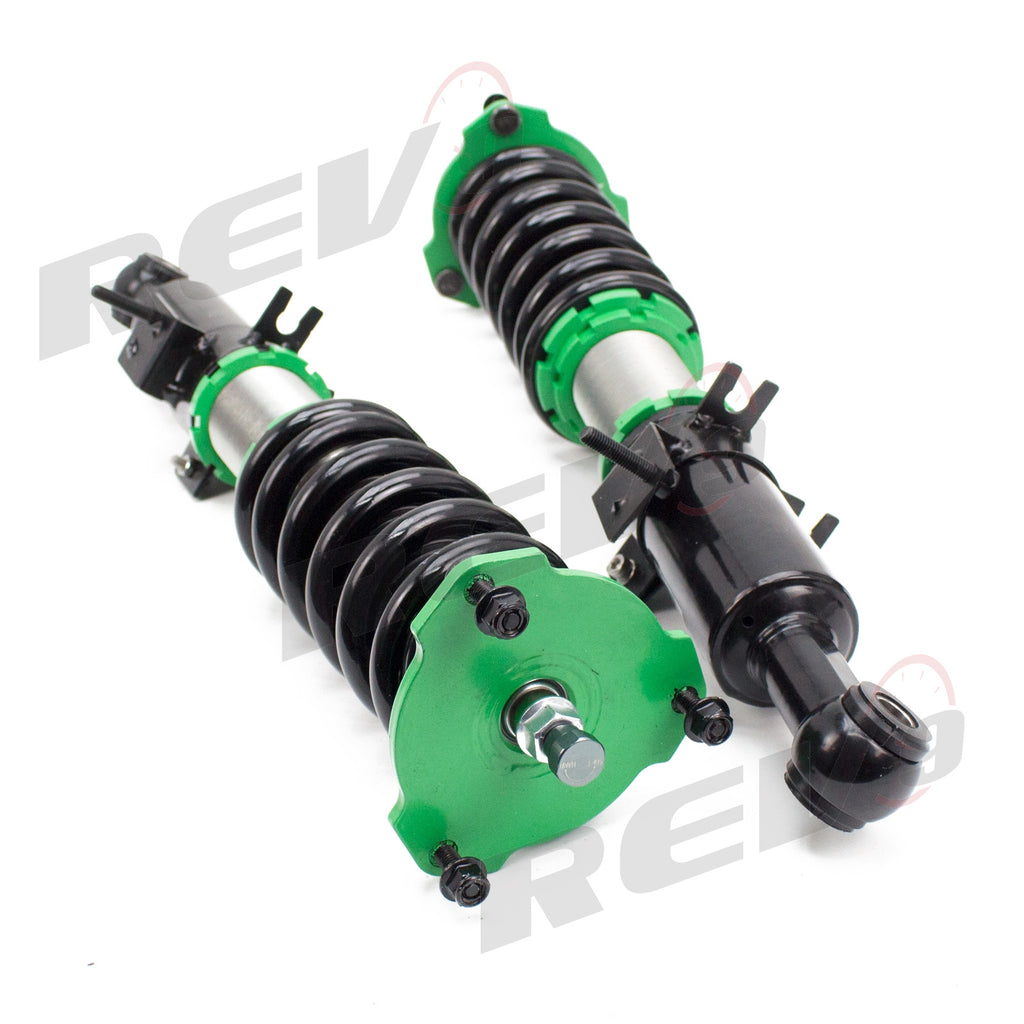 Adjustable Compatible With Nissan 370Z 2009-20 Z34 Rev9 R9-HPX-1084/_1 Hyper-Street ONE Coilover Lowering Kit