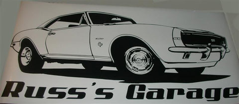 chevy-camaro-ss-car-auto-truck-vinyl-wall-decal-sticker