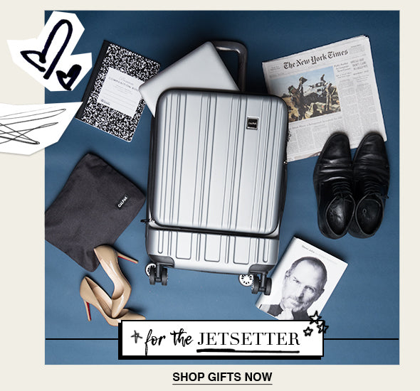 Shop Gifts for the Jetsetter