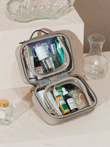CALPAK cosmetic case for travel