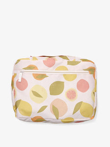 CALPAK high quality packing cube in yellow pink color with back-zippered pocket for additional storage