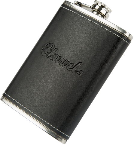 Charvel® Toothpaste Logo Flask