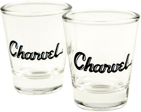 Charvel® Shot Glass Set (2)