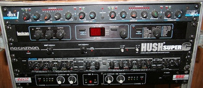 DBX Project 1 Dual Channel Compressor