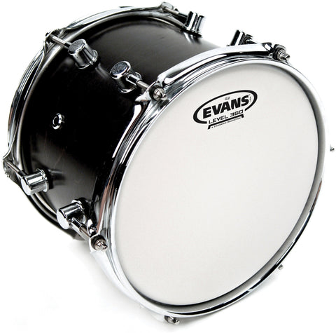 Evans G2 Coated Tom Batter - 8""