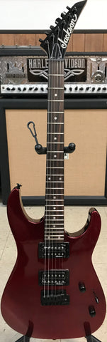 JS Series Dinky™ JS12, Rosewood Fingerboard, Metallic Red
