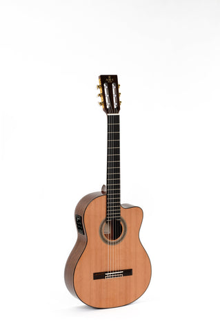 AMI CMC-6E Classical Acoustic/Electric Guitar