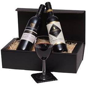 Australian Red Wine Duo -UK Gift Delivery