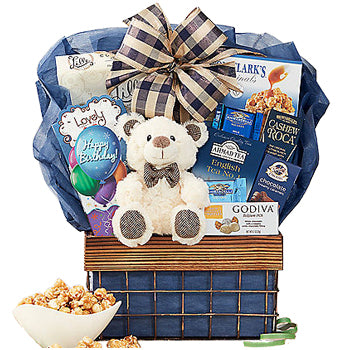Birthday Wishes Gift Hamper -USA Gift Delivery