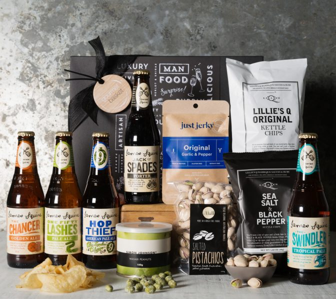 James Squire Beer Hamper