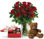 Lots of Love Flowers & Gifts - Mega Gift Baskets