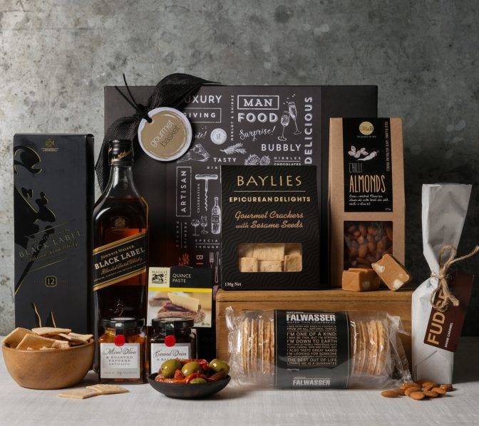 Whisky and Gourmet Hamper