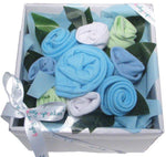 Boxed Baby Bouquet (Blue)