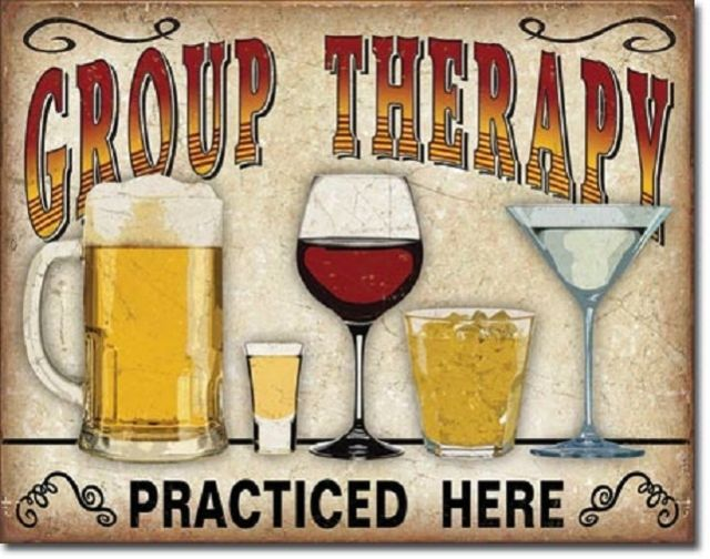 Group Therapy Practiced Here