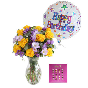 Bright Blooms -UK Gift Delivery