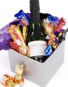 Champagne Chocolates - Mega Gift Baskets