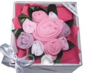 Boxed Baby Bouquet (Pink)