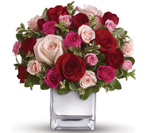 Fresh Roses - Mega Gift Baskets