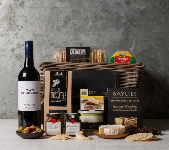 Two Churches Gourmet Hamper