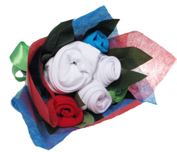Essential Baby Bouquet (Bright Multi)