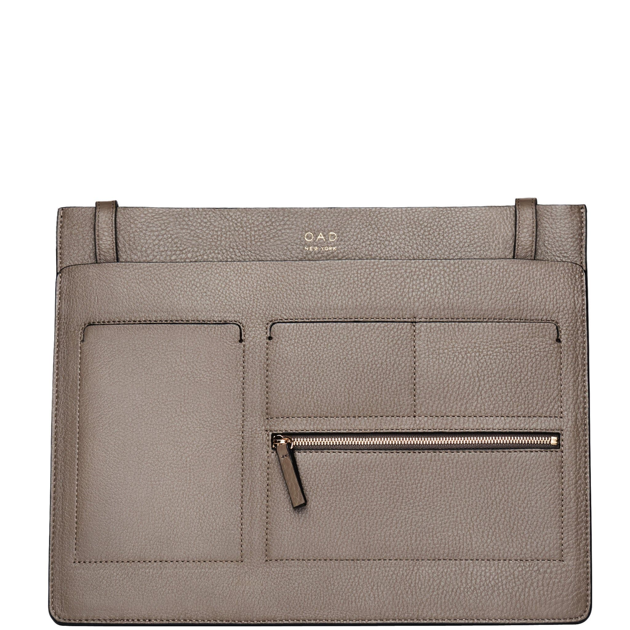 Kit Tote - Pebble Grey - OAD NEW YORK - 1