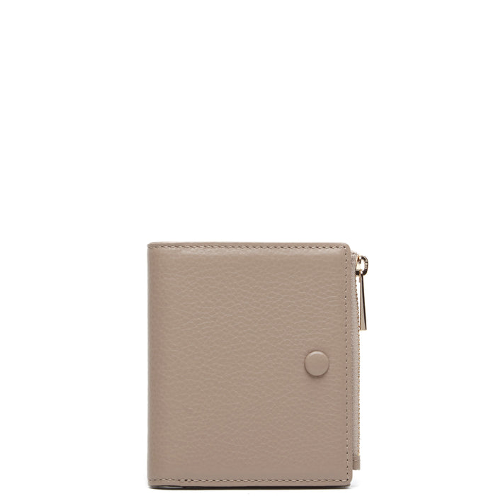 Everywhere Mini Wallet - Taupe - OAD NEW YORK