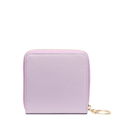 Half Zip Around Wallet - Sweet Lilac - OAD NEW YORK - 1