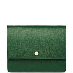 Mini Messenger Courier - Deep Green