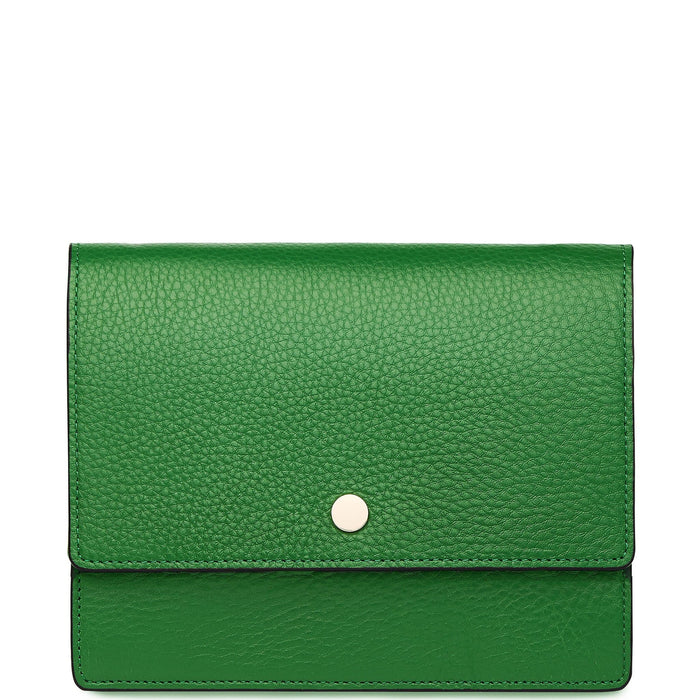 Mini Messenger Courier - Morning Green - OAD NEW YORK