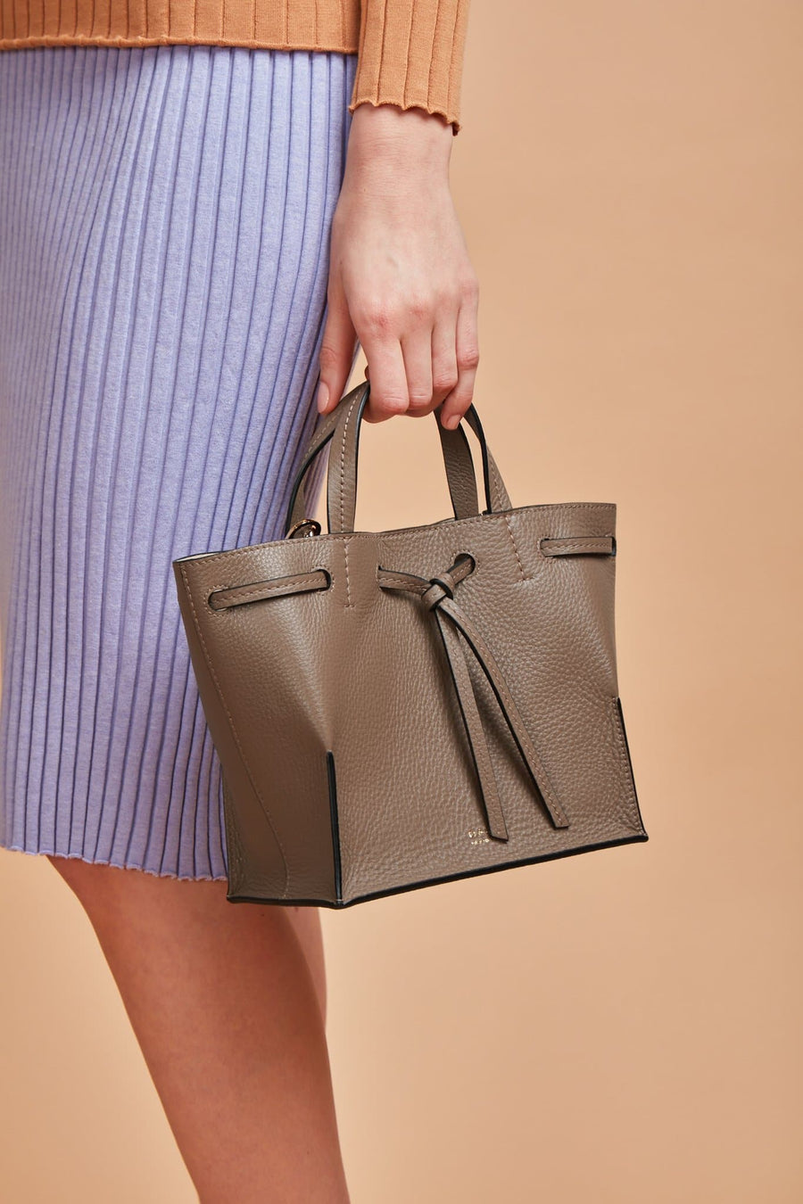 Mini Edie Bag - Porcini - OAD NEW YORK
