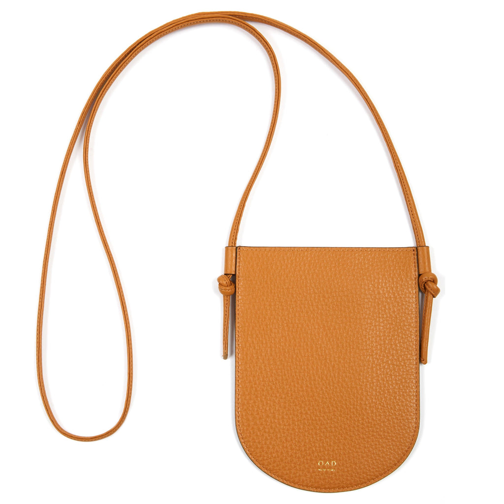 Isla Phone Sling - Caramel - OAD NEW YORK