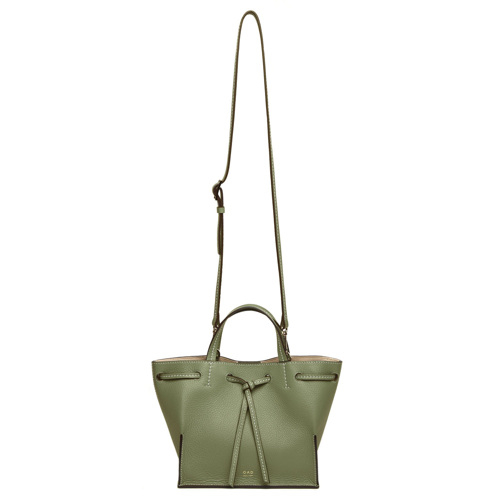 C Mini Edie Bag - Olive - OAD NEW YORK