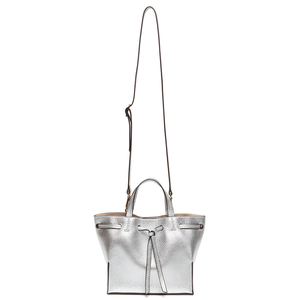 Mini Edie Bag - Silver - OAD NEW YORK