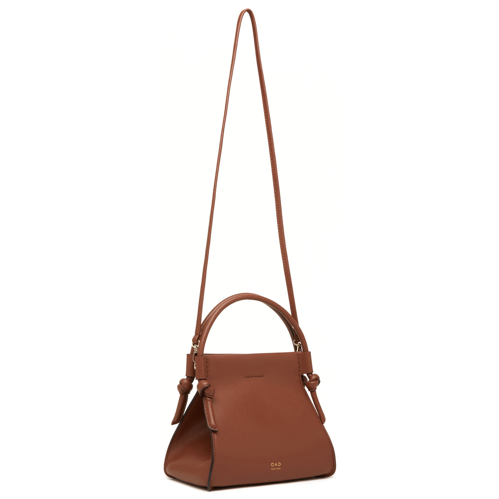 Calf Mini Isla Bag - Brandy