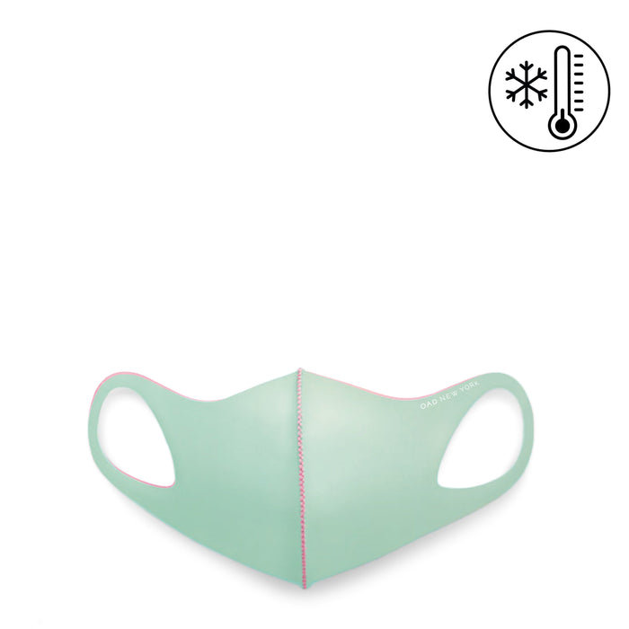 OAD Kids 3X CoolAir Masks - Misty Green - OAD NEW YORK