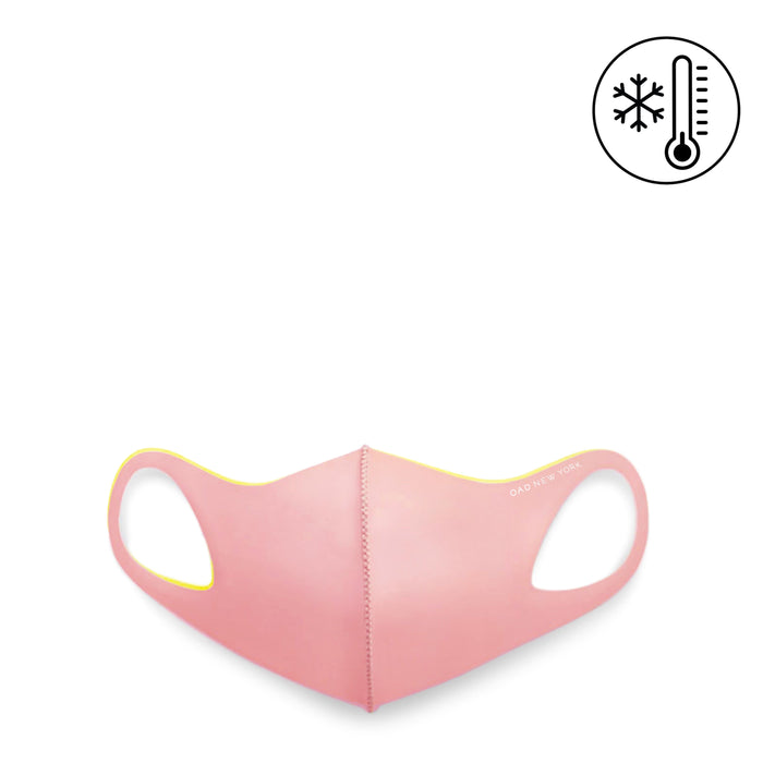OAD Kids 3X CoolAir Masks - Powder Pink - OAD NEW YORK